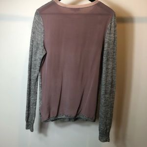 Ted Baker London Tops - Ted Baker Gray long sleeve wool pullover top 3